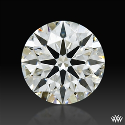0.455 ct I VS1 A CUT ABOVE® Hearts and Arrows Super Ideal Round Cut Loose Diamond