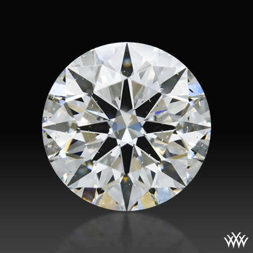 0.661 ct F SI2 Expert Selection Round Cut Loose Diamond