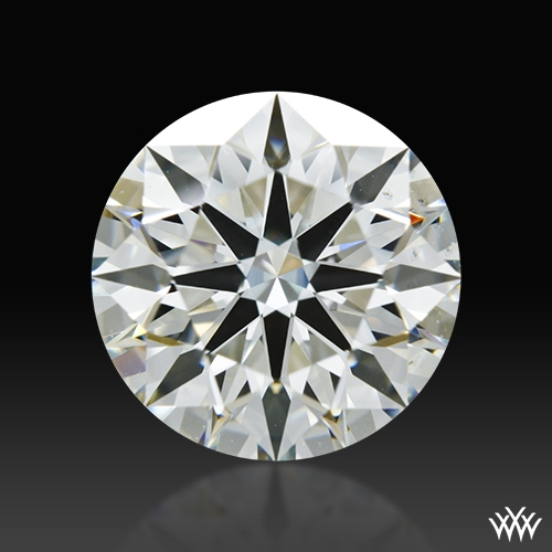 2.401 ct J VS2 A CUT ABOVE® Hearts and Arrows Super Ideal Round Cut Loose Diamond