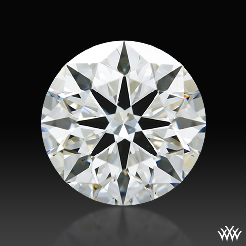 2.033 ct H VS1 A CUT ABOVE® Hearts and Arrows Super Ideal Round Cut Loose Diamond