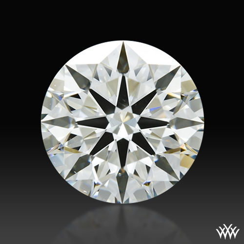 1.743 ct K VS2 A CUT ABOVE® Hearts and Arrows Super Ideal Round Cut Loose Diamond
