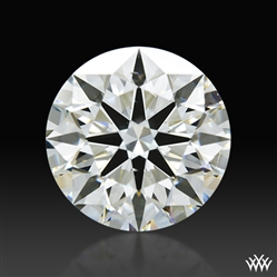 1.505 ct J SI1 A CUT ABOVE® Hearts and Arrows Super Ideal Round Cut Loose Diamond