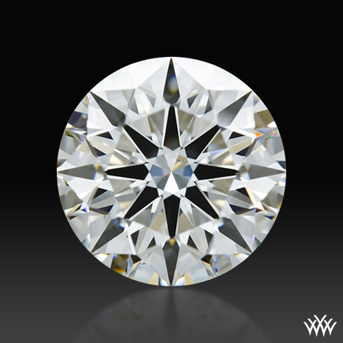 1.305 ct G VS1 A CUT ABOVE® Hearts and Arrows Super Ideal Round Cut Loose Diamond