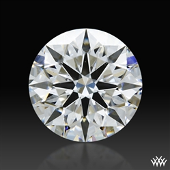 0.832 ct D VS2 A CUT ABOVE® Hearts and Arrows Super Ideal Round Cut Loose Diamond