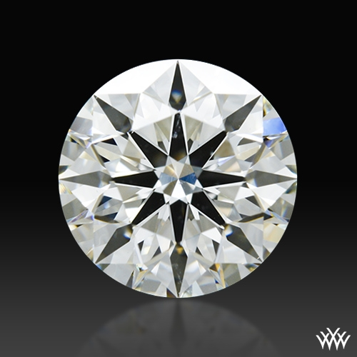 1.74 ct J VS2 A CUT ABOVE® Hearts and Arrows Super Ideal Round Cut Loose Diamond