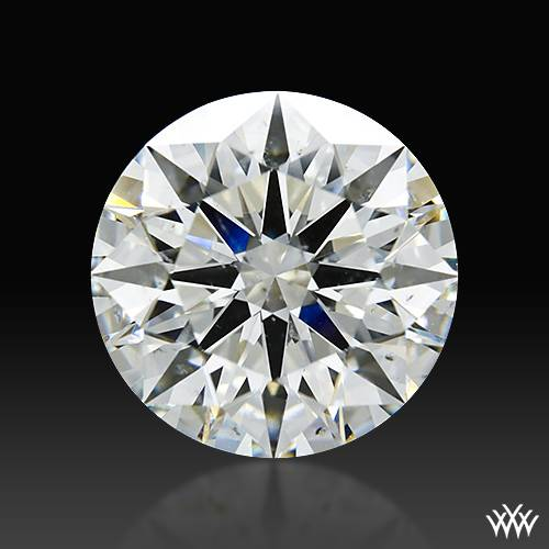 3.358 ct I SI1 Expert Selection Round Cut Loose Diamond