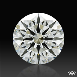 2.504 ct J VS2 A CUT ABOVE® Hearts and Arrows Super Ideal Round Cut Loose Diamond