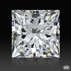 1.048 ct G VS1 A CUT ABOVE® Princess Super Ideal Cut Diamond