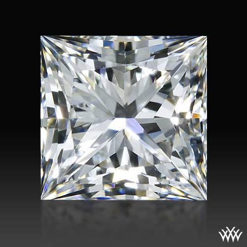 0.703 ct G VS1 A CUT ABOVE® Princess Super Ideal Cut Diamond