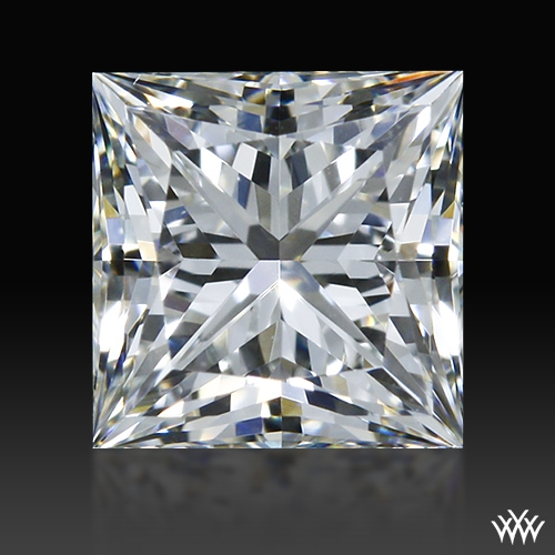 0.533 ct H VS1 A CUT ABOVE® Princess Super Ideal Cut Diamond