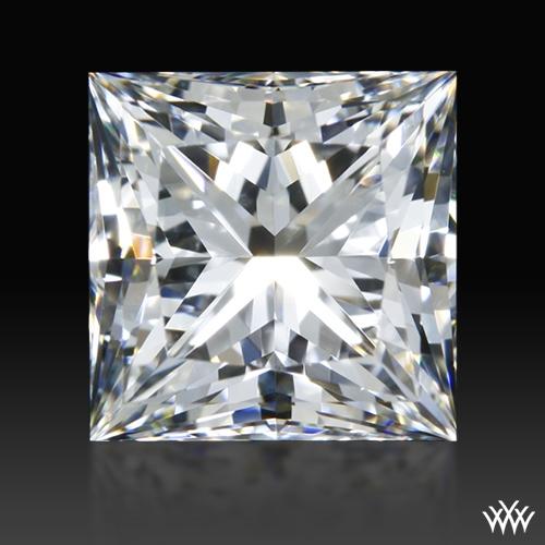 1.003 ct H VS1 A CUT ABOVE® Princess Super Ideal Cut Diamond