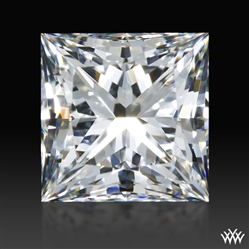 1.003 ct H VS1 A CUT ABOVE® Princess Super Ideal Cut Diamond