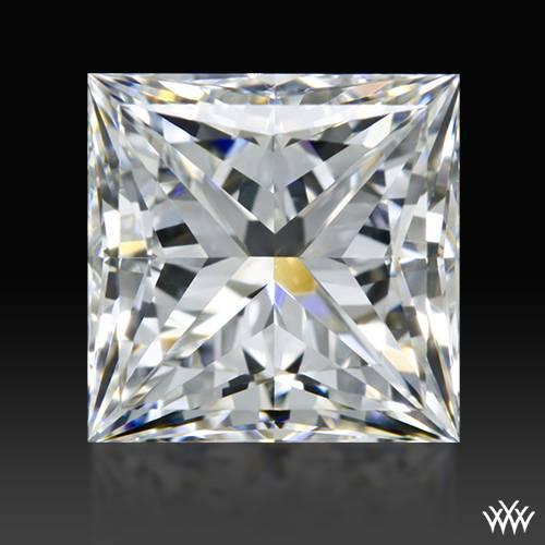1.007 ct I VVS2 A CUT ABOVE® Princess Super Ideal Cut Diamond
