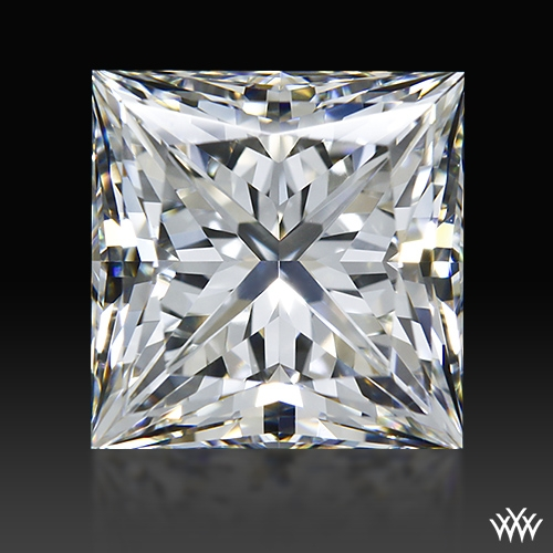 1.803 ct H VS2 A CUT ABOVE® Princess Super Ideal Cut Diamond