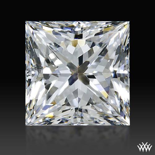 1.018 ct I VVS1 A CUT ABOVE® Princess Super Ideal Cut Diamond