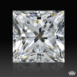 1.018 ct I VVS1 A CUT ABOVE® Princess Super Ideal Cut Diamond