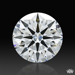 1.65 ct F VS2 A CUT ABOVE® Hearts and Arrows Super Ideal Round Cut Loose Diamond