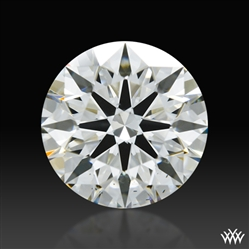 1.214 ct I VS2 A CUT ABOVE® Hearts and Arrows Super Ideal Round Cut Loose Diamond