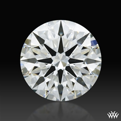 0.502 ct I VS2 A CUT ABOVE® Hearts and Arrows Super Ideal Round Cut Loose Diamond