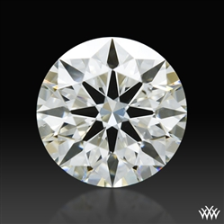 0.503 ct I SI1 A CUT ABOVE® Hearts and Arrows Super Ideal Round Cut Loose Diamond
