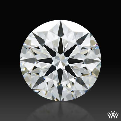0.677 ct G VS1 A CUT ABOVE® Hearts and Arrows Super Ideal Round Cut Loose Diamond