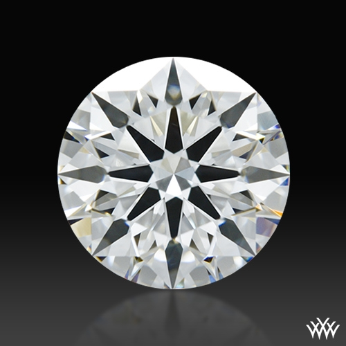 1.523 ct G VS2 A CUT ABOVE® Hearts and Arrows Super Ideal Round Cut Loose Diamond