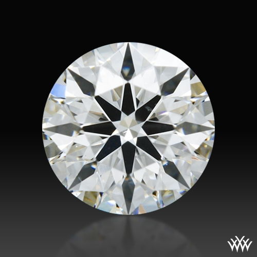 0.406 ct G VS2 A CUT ABOVE® Hearts and Arrows Super Ideal Round Cut Loose Diamond