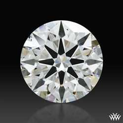 0.407 ct H VS2 Expert Selection Round Cut Loose Diamond