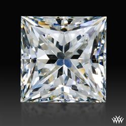 0.928 ct G VS2 A CUT ABOVE® Princess Super Ideal Cut Diamond