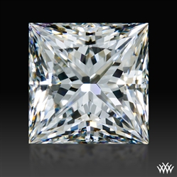 1.206 ct F VS1 A CUT ABOVE® Princess Super Ideal Cut Diamond