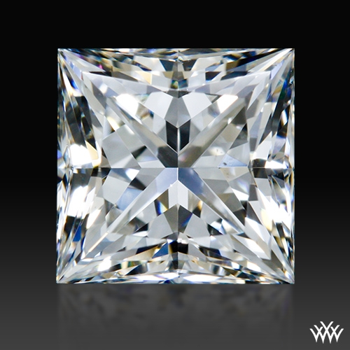 1.201 ct G VS2 A CUT ABOVE® Princess Super Ideal Cut Diamond