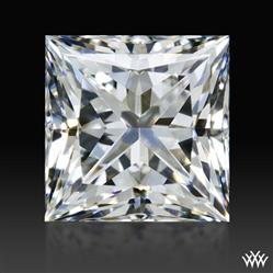 1.044 ct G VVS1 A CUT ABOVE® Princess Super Ideal Cut Diamond