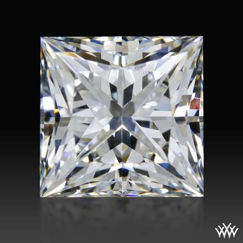 1.01 ct F VS1 A CUT ABOVE® Princess Super Ideal Cut Diamond
