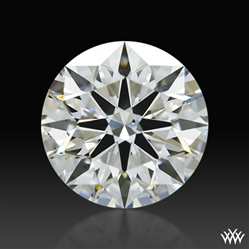 1.336 ct I VS2 A CUT ABOVE® Hearts and Arrows Super Ideal Round Cut Loose Diamond