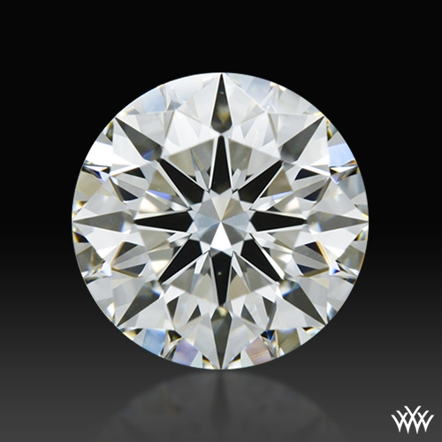 1.007 ct I VS1 A CUT ABOVE® Hearts and Arrows Super Ideal Round Cut Loose Diamond