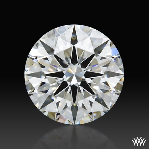 0.817 ct H SI1 Expert Selection Round Cut Loose Diamond