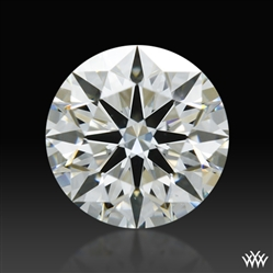 0.52 ct I VS2 A CUT ABOVE® Hearts and Arrows Super Ideal Round Cut Loose Diamond