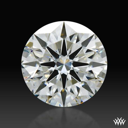 0.576 ct H VS2 A CUT ABOVE® Hearts and Arrows Super Ideal Round Cut Loose Diamond