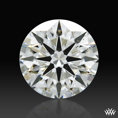 0.57 ct H VS2 A CUT ABOVE® Hearts and Arrows Super Ideal Round Cut Loose Diamond