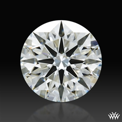 0.507 ct H VS2 A CUT ABOVE® Hearts and Arrows Super Ideal Round Cut Loose Diamond