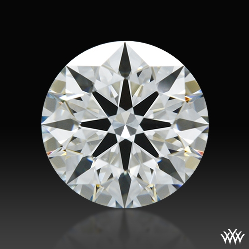 0.88 ct H VS2 A CUT ABOVE® Hearts and Arrows Super Ideal Round Cut Loose Diamond