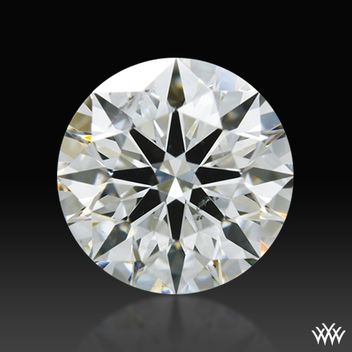 0.746 ct H SI1 Expert Selection Round Cut Loose Diamond