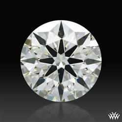 0.421 ct J VS2 A CUT ABOVE® Hearts and Arrows Super Ideal Round Cut Loose Diamond