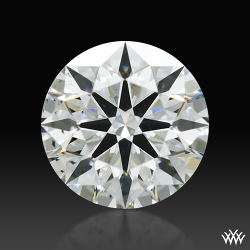 0.511 ct H SI1 A CUT ABOVE® Hearts and Arrows Super Ideal Round Cut Loose Diamond