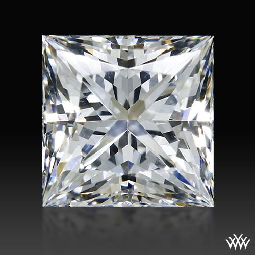 0.55 ct F VS2 A CUT ABOVE® Princess Super Ideal Cut Diamond