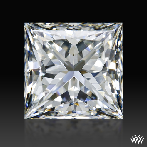 1.505 ct H VS1 A CUT ABOVE® Princess Super Ideal Cut Diamond