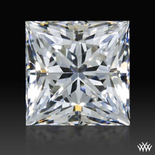 0.68 ct F VS1 A CUT ABOVE® Princess Super Ideal Cut Diamond