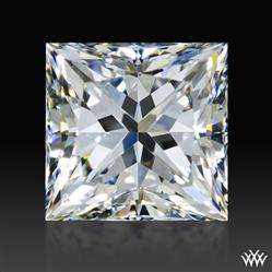 0.895 ct F VS1 A CUT ABOVE® Princess Super Ideal Cut Diamond