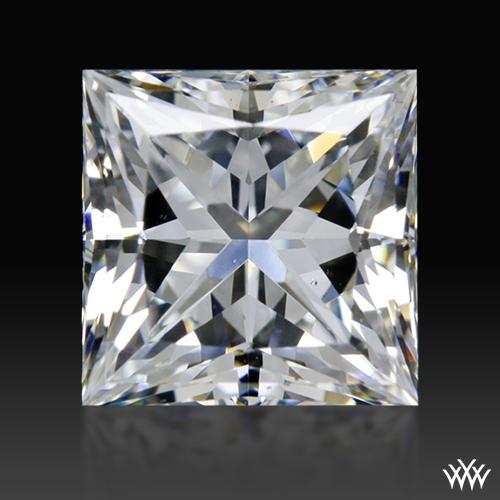 1.052 ct G VS2 A CUT ABOVE® Princess Super Ideal Cut Diamond