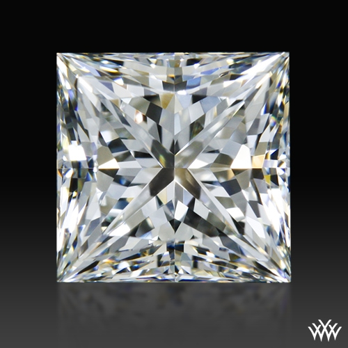 1.012 ct I VS1 A CUT ABOVE® Princess Super Ideal Cut Diamond